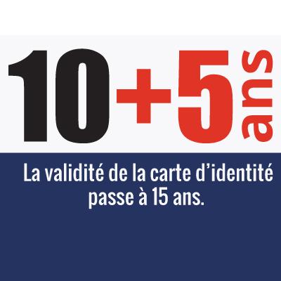 validité carte d identité en france Extension de validité de la Carte nationale d'identité   Consulat